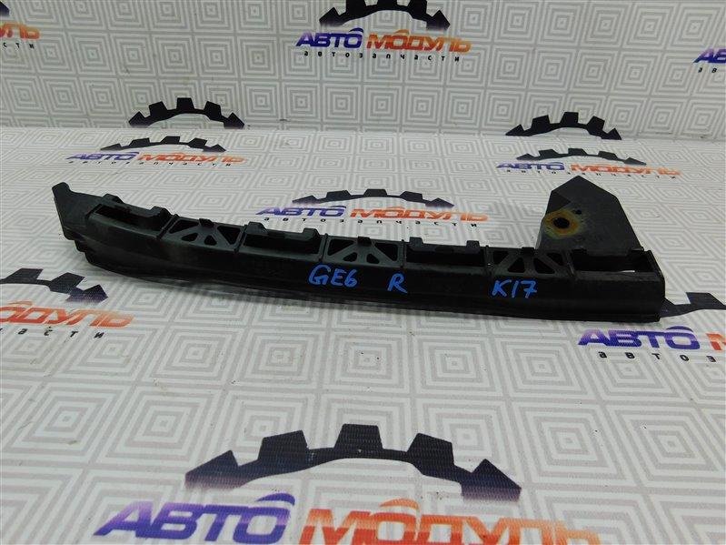 Планка под фары Honda Fit GE6 передняя правая