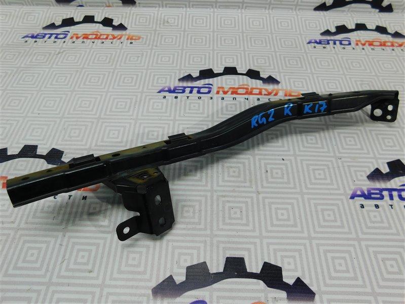 Планка под фары Honda Step Wagon RG1 передняя правая