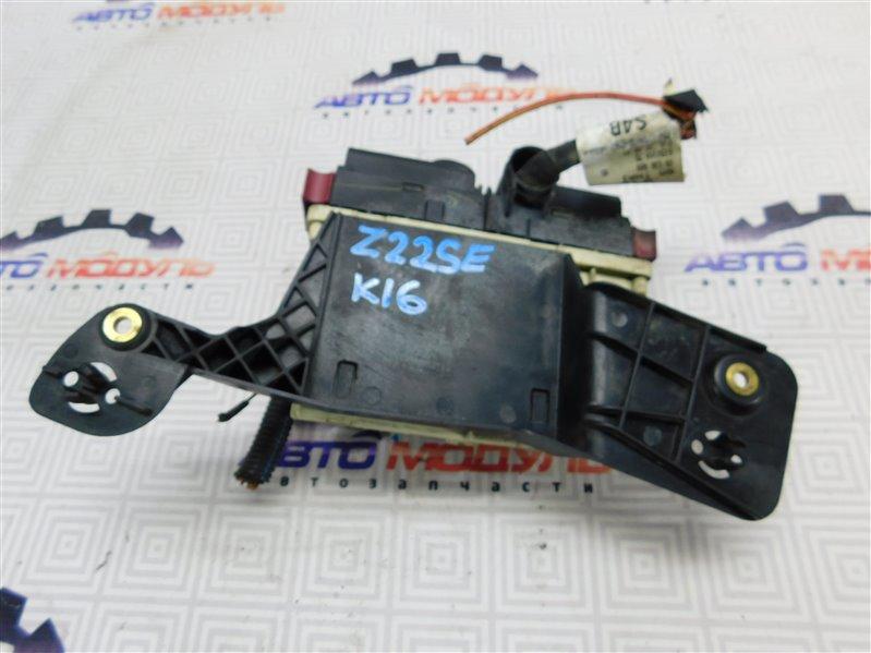 Компьютер двс Opel Zafira A Z22SE