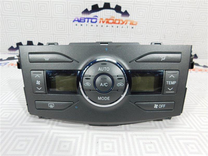 Блок управления климат-контролем Toyota Corolla Axio NZE141
