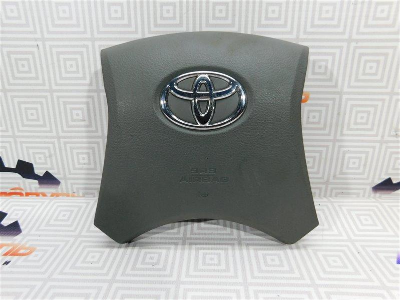 Airbag на руль Toyota Corolla Axio NZE141