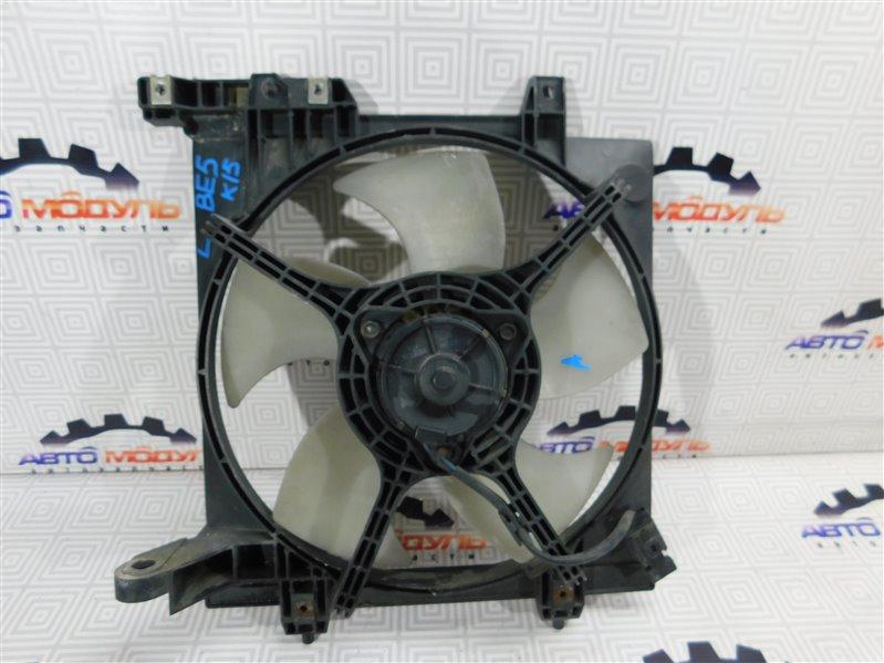 Диффузор радиатора Subaru Legacy BH5 EJ201 левый