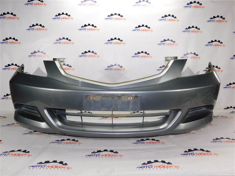 Бампер Honda Fit Aria GD6 передний