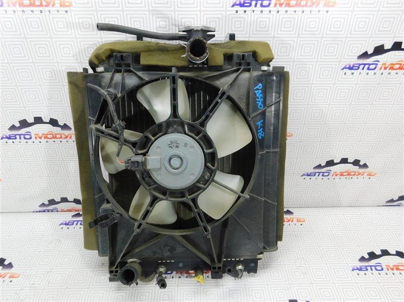 Радиатор основной Toyota Passo KGC30 1KR