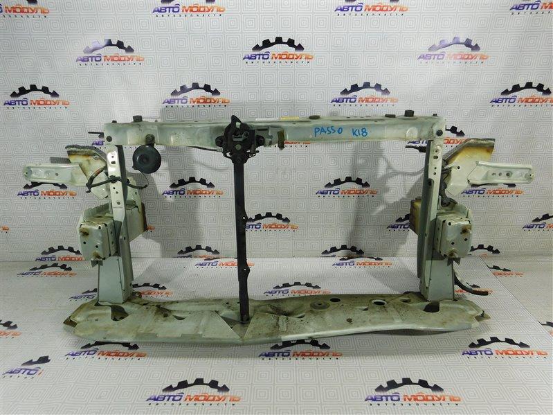 Телевизор Toyota Passo KGC30