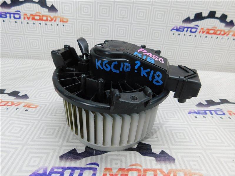 Мотор печки Toyota Passo KGC30