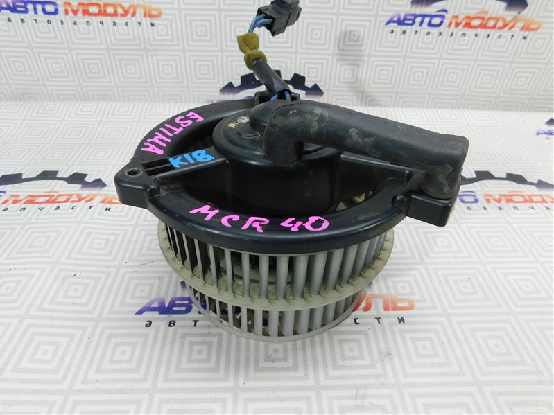 Мотор печки Toyota Estima ACR30