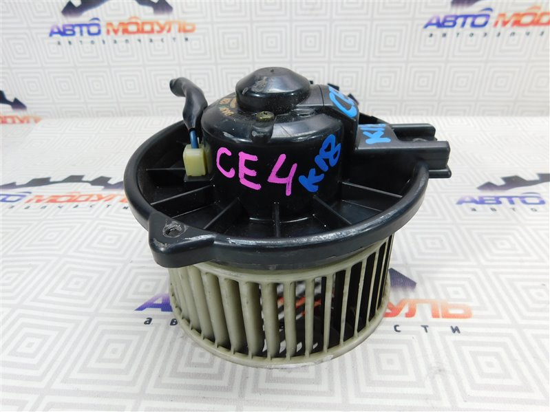 Мотор печки Honda Ascot CE4