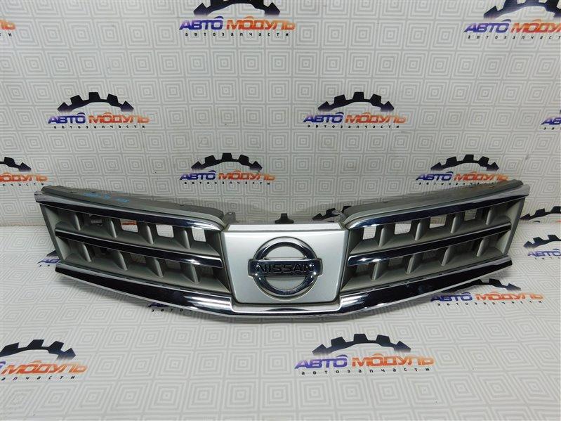 Решетка радиатора Nissan Tiida C11