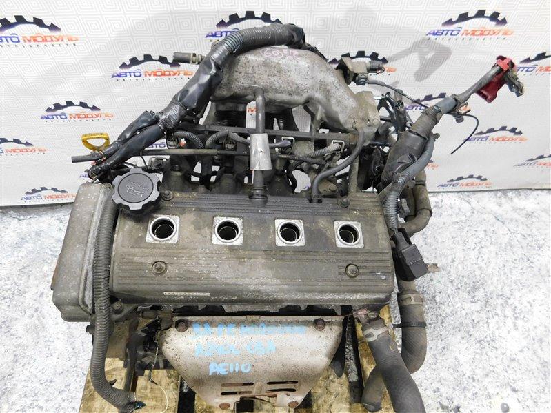 Двигатель Toyota Sprinter AE100 5A-FE