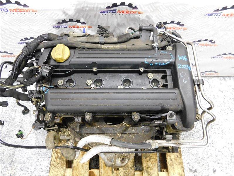 Двигатель Opel Zafira A Z22SE
