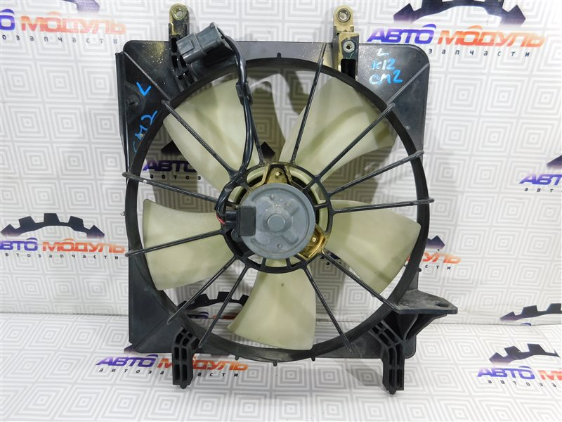 Диффузор радиатора Honda Accord CM2-3006395 K24A