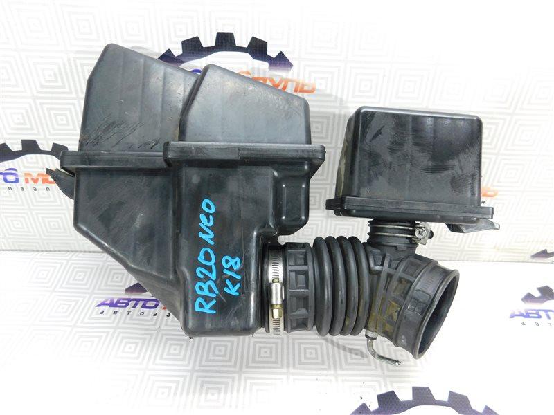 Патрубок воздушн.фильтра Nissan Stagea WHC34 RB20-DE
