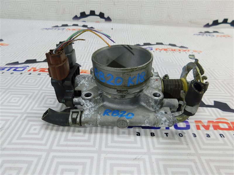 Дроссельная заслонка Nissan Stagea WHC34 RB20