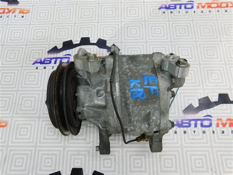 Компрессор кондиционера Daihatsu Terios Kid J111G EF-DET