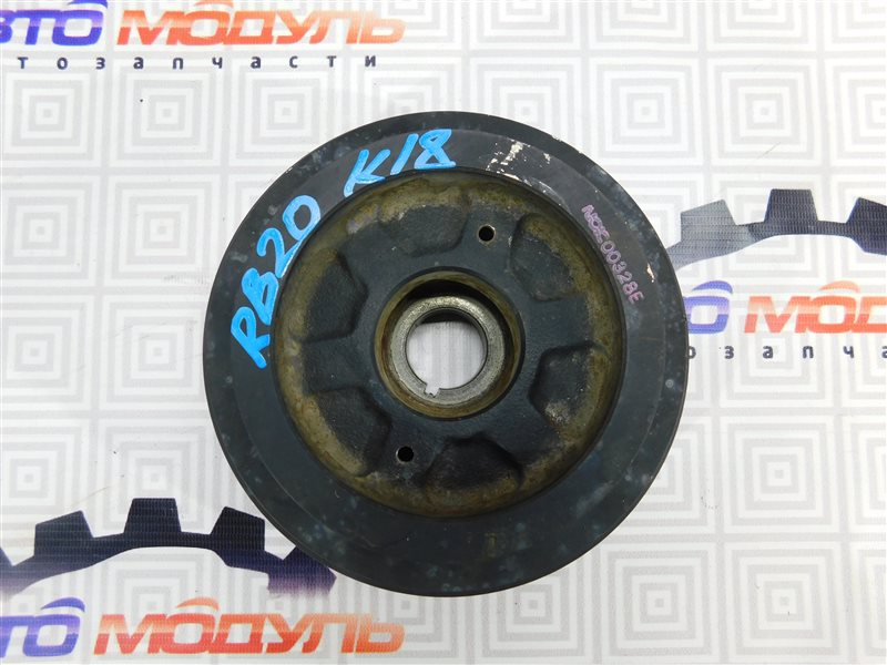 Шкив коленвала Nissan Stagea WHC34 RB20-DE