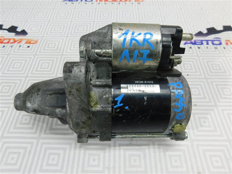 Стартер Toyota Passo KGC10 1KR