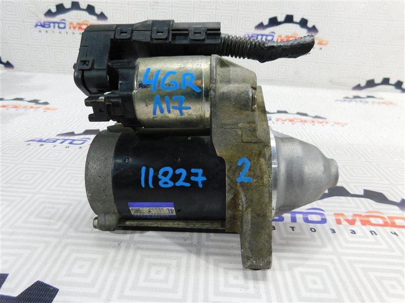 Стартер Toyota Mark X GRX130 2GR-FSE