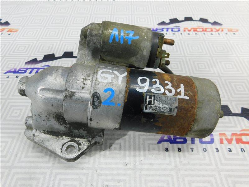 Стартер Mazda Mpv LW5W GY