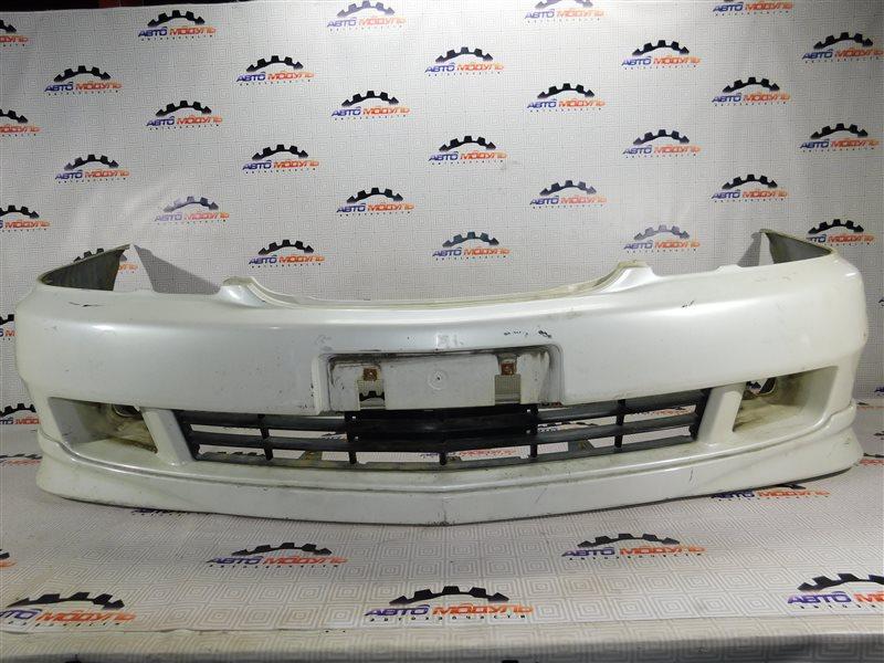 Бампер Toyota Gaia SXM10 передний