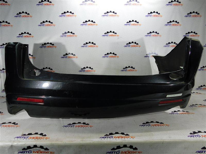Бампер Mazda Mpv LY3P задний