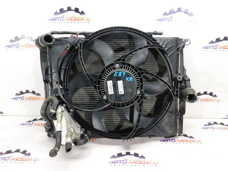 Радиатор основной Bmw 1-Series E81 N45B16A