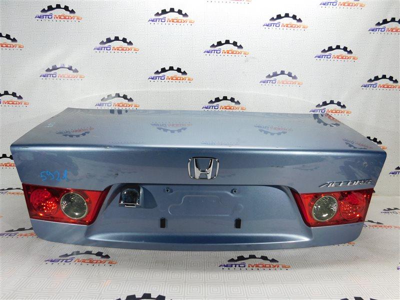 Крышка багажника Honda Accord CL7-3202270 K20A