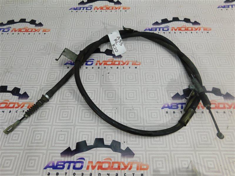 Тросик ручника Nissan Cefiro A33-003703 VQ20-DE 1999 задний левый