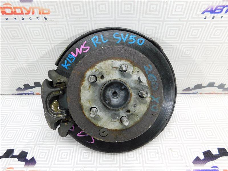 Диск тормозной Toyota Vista SV50 задний