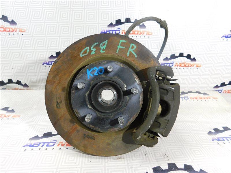 Диск тормозной Nissan Lafesta B30 передний
