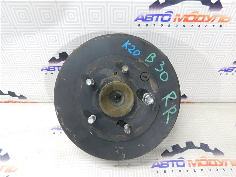 Барабан тормозной Nissan Lafesta B30 задний