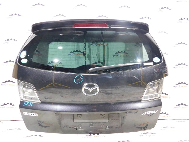 Дверь 5-я Mazda Mpv LY3P задняя