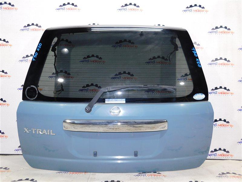 Дверь 5-я Nissan X-Trail NT30-159001 QR20-DE 2005 задняя
