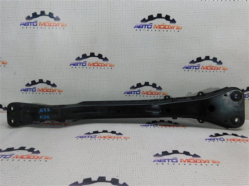 Балка под двс Nissan Cefiro A33-003703 VQ20-DE 1999 передняя