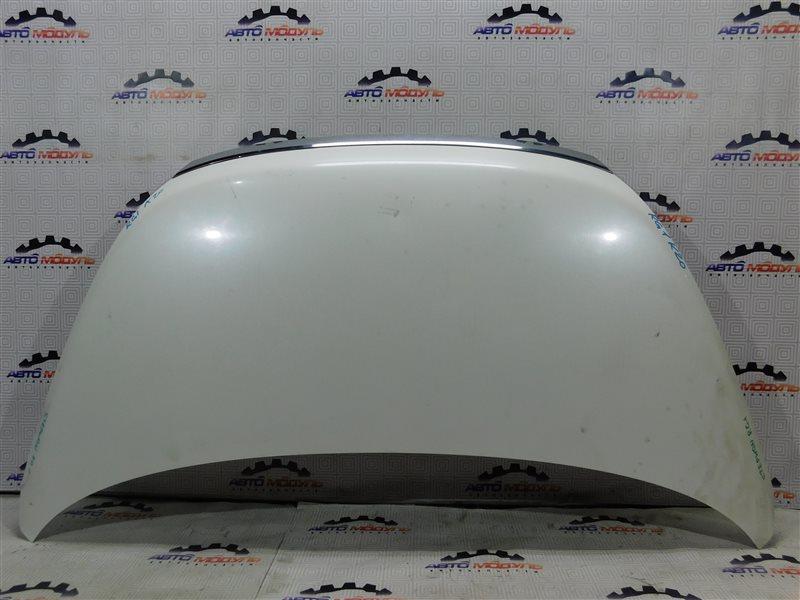 Капот Honda Step Wagon RG1 K20A