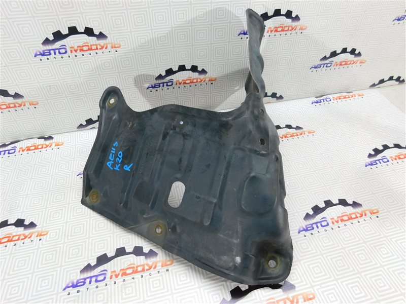 Защита двигателя Toyota Sprinter Carib AE115-0023565 7A-FE 1996 передняя правая
