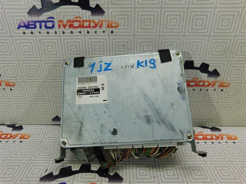 Компьютер двс Toyota Progres JCG10 1JZ-GE