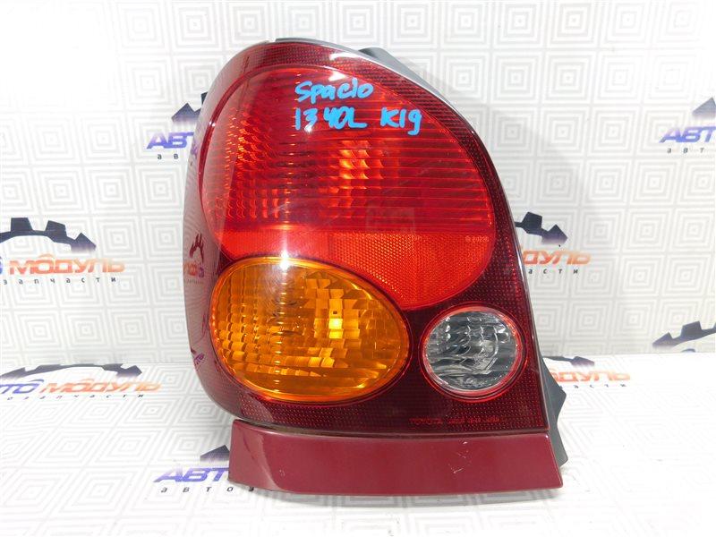 Стоп Toyota Corolla Spacio AE111 левый