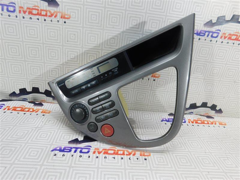 Блок управления климат-контролем Toyota Wish ZNE10-0046118 1ZZ 2003