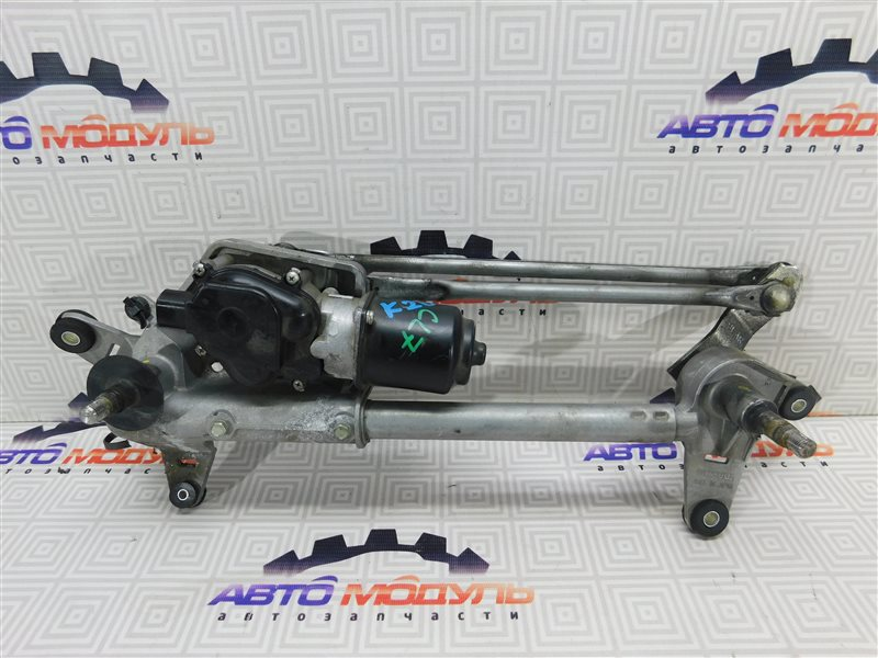 Мотор дворников Honda Accord CL7-3202270 K20A передний