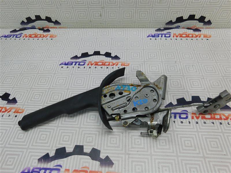 Ручка ручника Nissan X-Trail NT30-159001 QR20-DE 2005