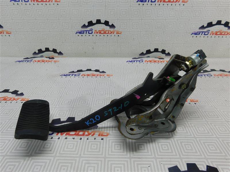 Педаль тормоза Toyota Corona Premio ST210-0054190 3S-FSE 2000