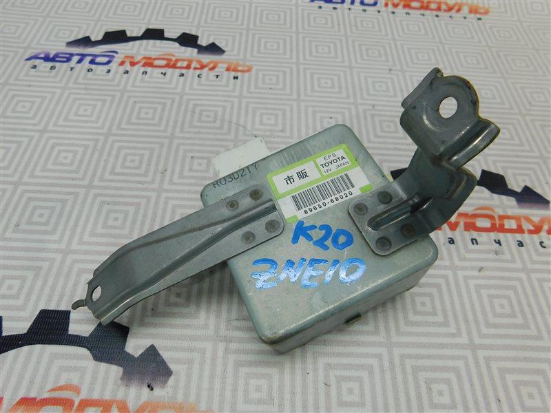 Блок управления рулевой рейкой Toyota Wish ZNE10-0046118 1ZZ 2003