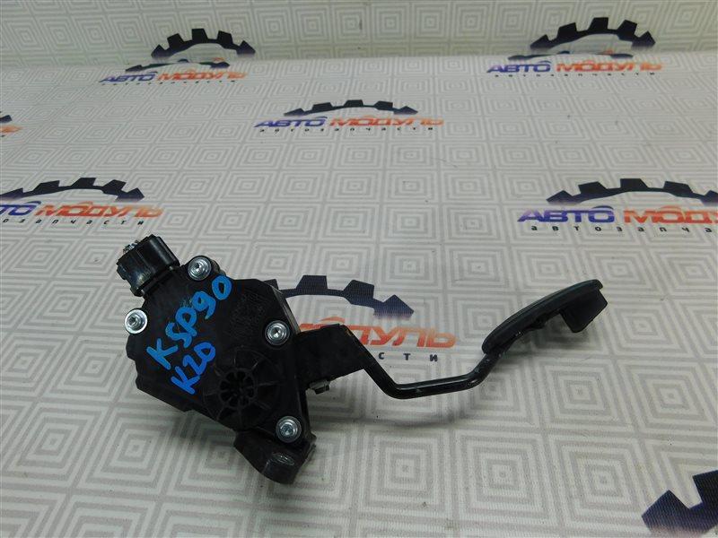 Педаль газа Toyota Vitz KSP90-5179979 1KR 2010