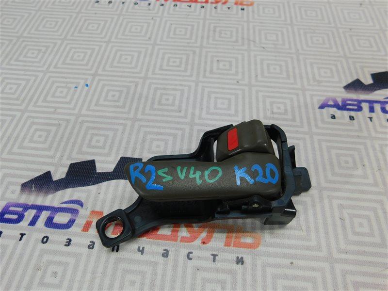 Ручка двери Toyota Camry SV40-0003541 4S-FE 1994 задняя правая
