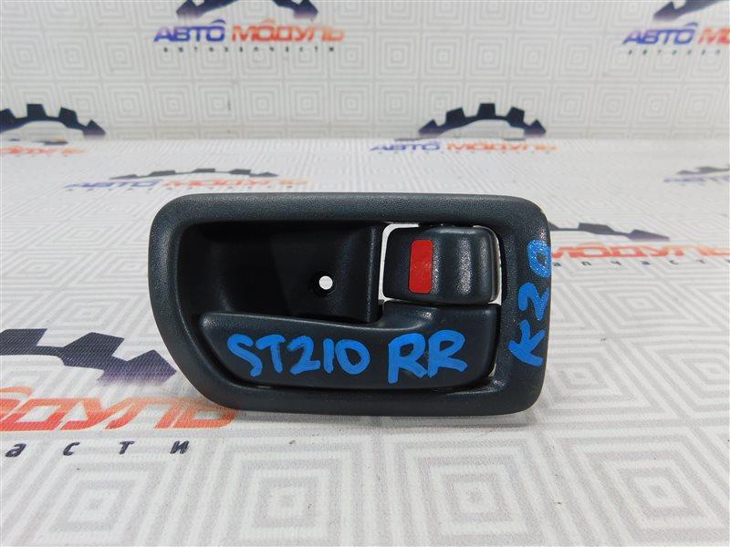 Ручка двери Toyota Corona Premio ST210-0054190 3S-FSE 2000 задняя правая