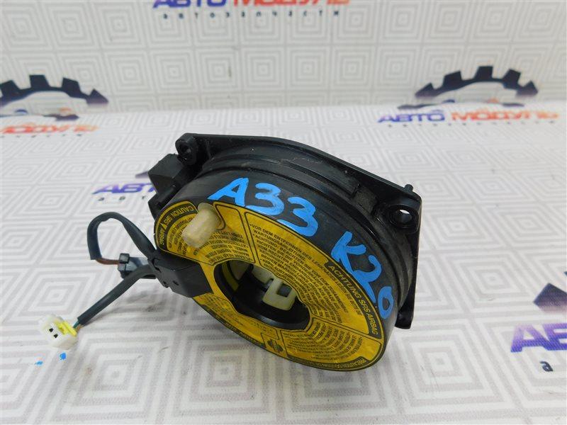 Шлейф-лента air bag Nissan Cefiro A33-003703 VQ20-DE 1999