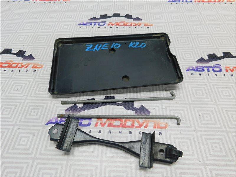 Крепление аккумулятора Toyota Wish ZNE10-0046118 1ZZ 2003
