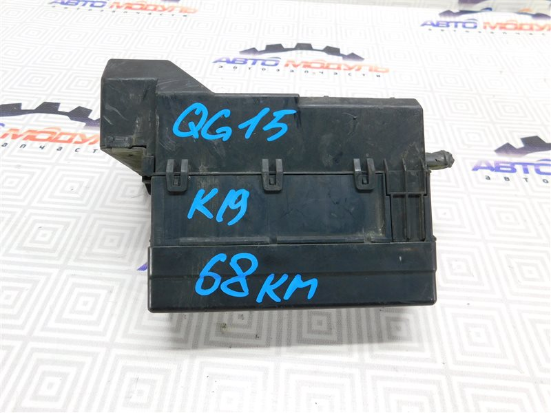 Блок предохранителей Nissan Wingroad WFY11 QG15