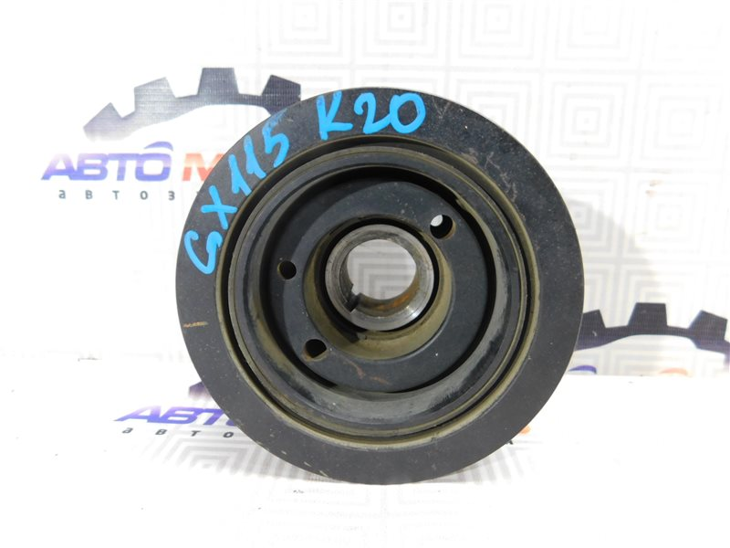 Шкив коленвала Toyota Markii Wagon Blit GX100 1G-FE